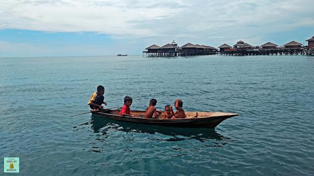 Islas de Semporna, Malasia