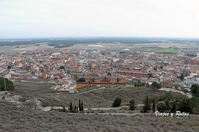 Vistas de Íscar, Valladolid