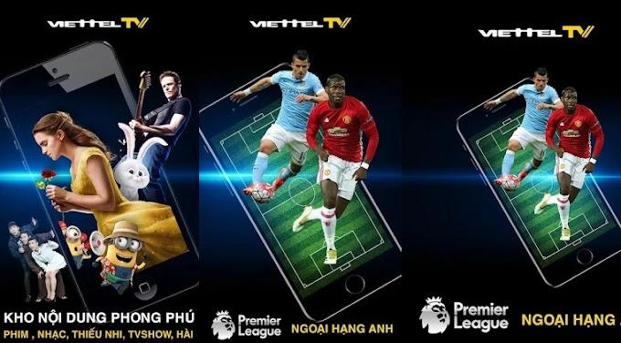 Viettel TV Mod Apk mới nhất - Xem TV, Xem bóng đá miễn phí, xem phim online siêu nhanh