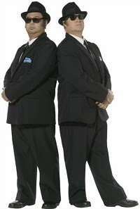 The Blues Brothers Suits