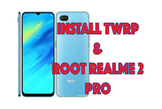 cara install twrp realme 2 pro