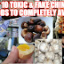 ATENTIE! 10 ALIMENTE MADE IN CHINA din PLASTIC sunt pe piata