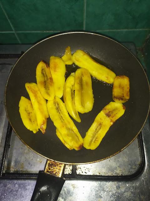 membuat pisang epe