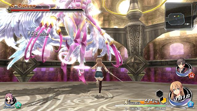 Tokyo Xanadu on PlayStation 4