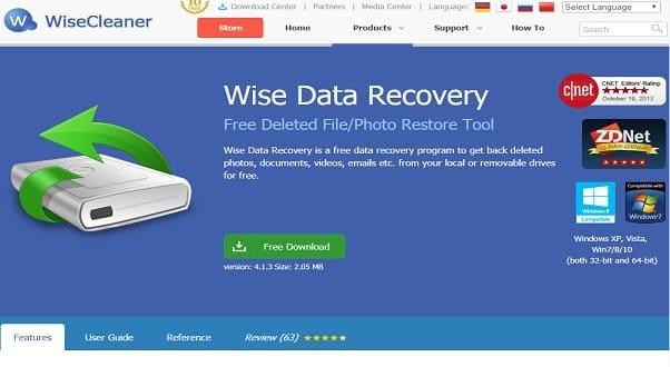 software recovery data terbaik full version