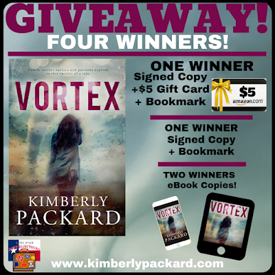 Vortex giveaway graphic