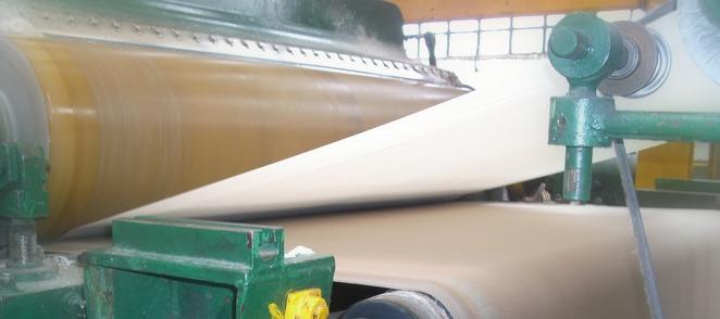 Equipo de prensado y secado de papel