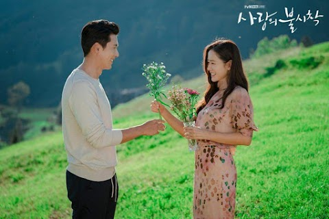 Crash Landing On You Korean TV Series Best Episode you can't forget and Felt Inlove?