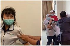 Penganiayaan Perawat  Perawat di RS Siloam Christina Ramauli Simatupang Memar dan Sakit Akibat Dianiaya Keluarga Pasien