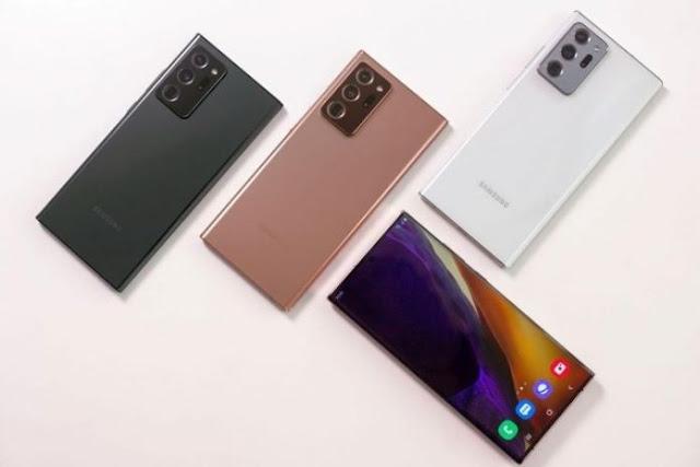سلسلة هواتف Galaxy Note 20