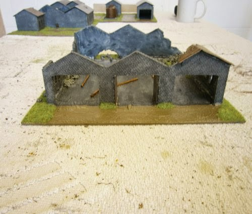 Making Stalingrad Ruined Factory Four Pictures 9