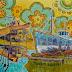 """""""Visiones paralelas. Reflexiones antes y durante la pandemia"""" el artista Persi Narvaez"""