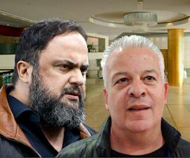 """Ο Μαρινάκης """"καθάρισε"""" από το περιβάλλον του, τον δημοσιογράφο Πίκουλα!"""