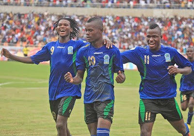 Mbwana Samatta Football Player