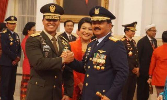 Terpilihnya Jenderal Andika Perkasa, Kunci Posisi Panglima TNI?