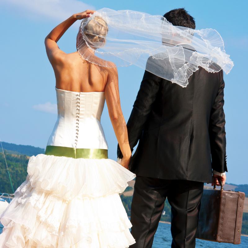 viaje después de casados