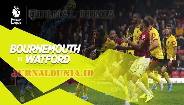 Prediksi Bournemouth vs Watford , Sabtu 27 Februari 2021 Pukul 19.30 WIB