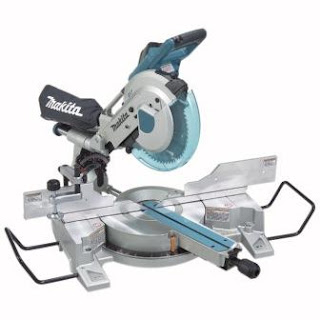 GERGAJI DUDUK PRESISI MITER SAW MAKITA  (  PERCISSION SLIDE MITER SAW-40 TCT WOO BLADE )
