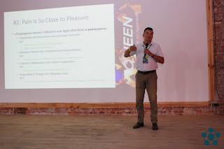 AdvanceIT о конференции Kharkiv PM Day