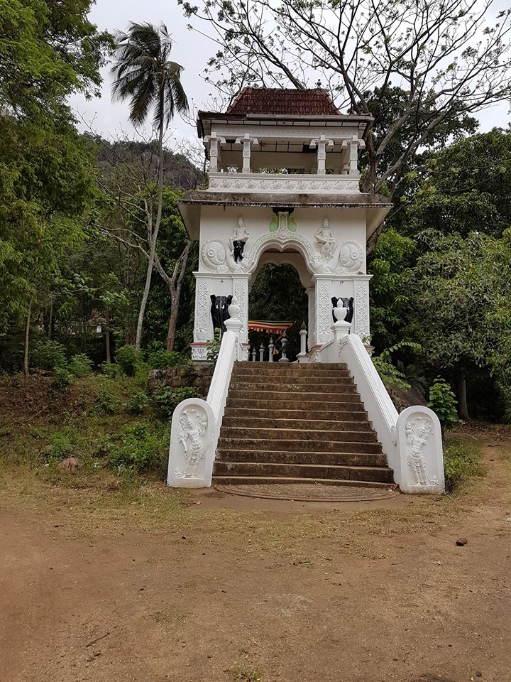 BIRTH PLACE OF LORD GOTHAMA BUDDHA