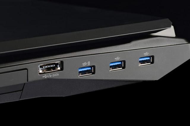 توصيل جهاز الكمبيوتر بالتلفزيون بإستخدام منفذ USB-A