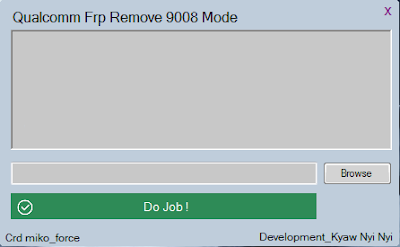 Qualcomm Frp Remove EDL 9008 Mode Tool Free Download