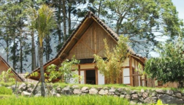 dikawasan Lembang Bandung memang tidak ada habis Wisata Dusun Bambu Lembang