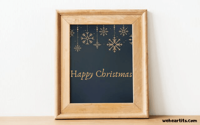 happy christmas card images