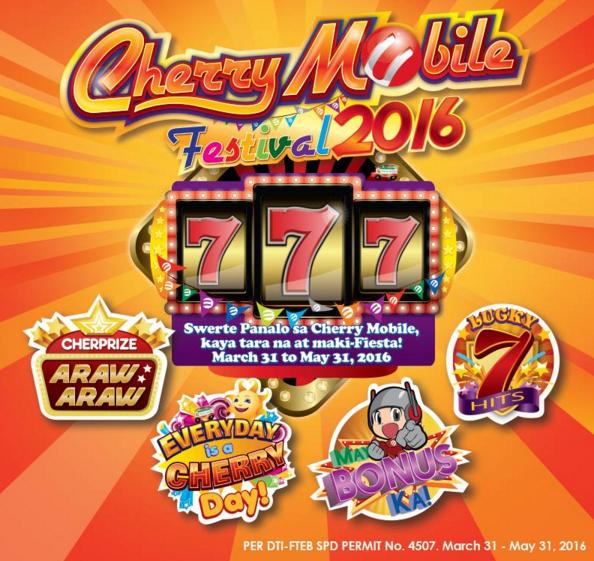 Cherry Mobile Festival 2016