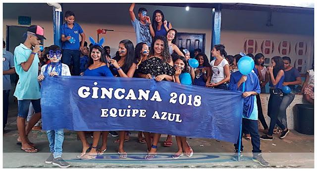 Gincana Recreativa da U.I. Alexandre Costa faz a alegria dos alunos na comemoração do dia do ESTUDANTE