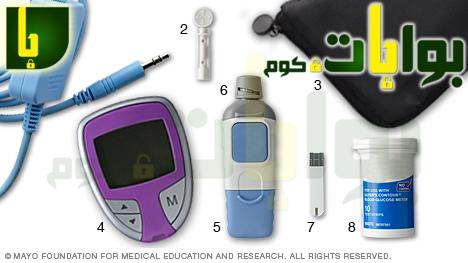 قياس جهاز السكر