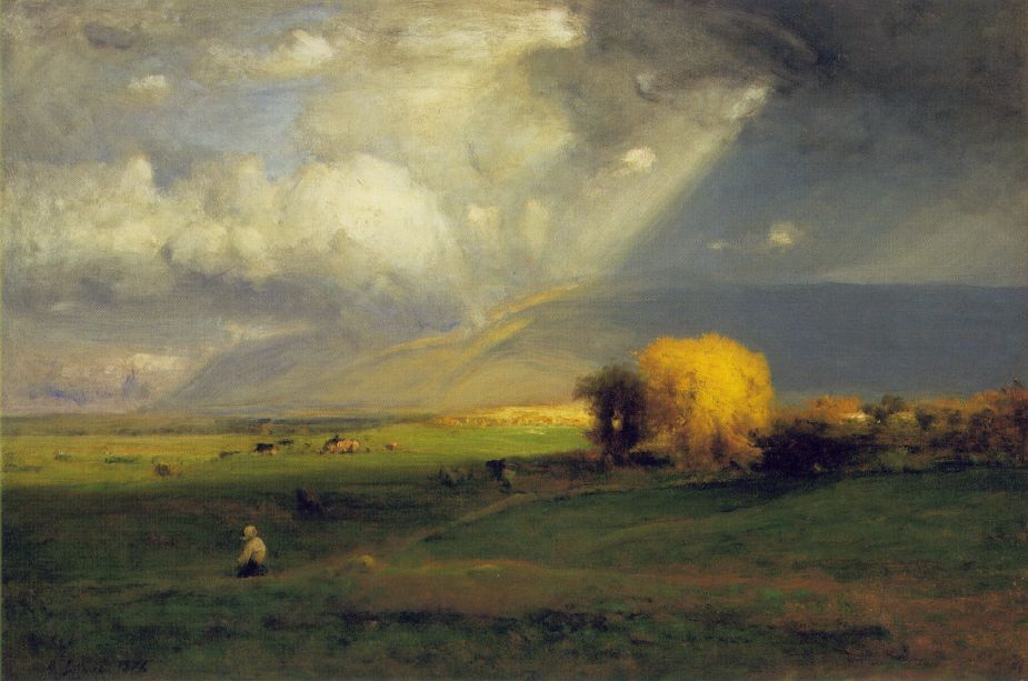 Art And Influence George Inness Quotes On Art
