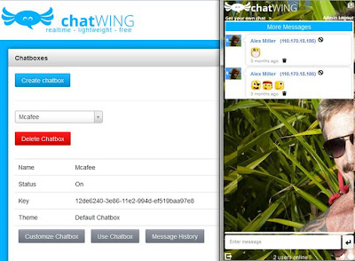 ChatWing App