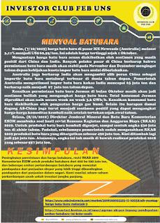 Menyoal Batubara