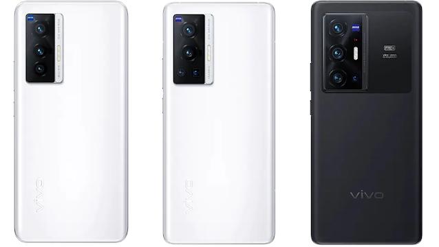 أعلنت شركة vivo عن سلسلة vivo X70 في الصين