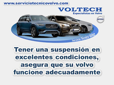 Mantenimiento Suspension Volvo