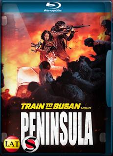 Estación Zombie 2: Península (2020) REMUX 1080P LATINO/COREANO/INGLES