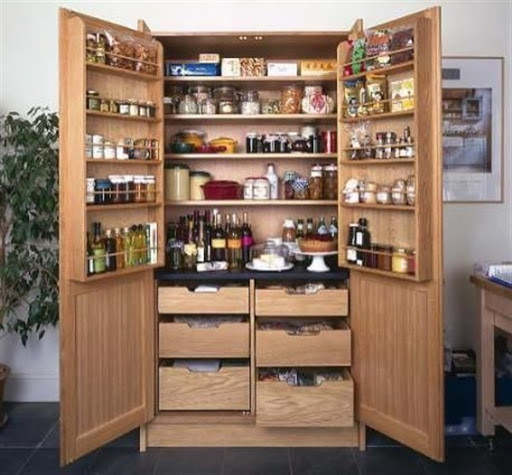 pantry storage cabinet