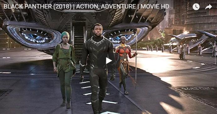 Black Panther Film 480p Download