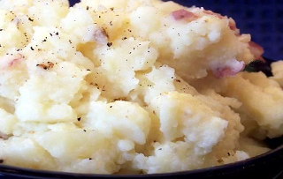 Applebee's Bacon Scallion Mashed Potatoes Recipe [ Cooks Recipse ]