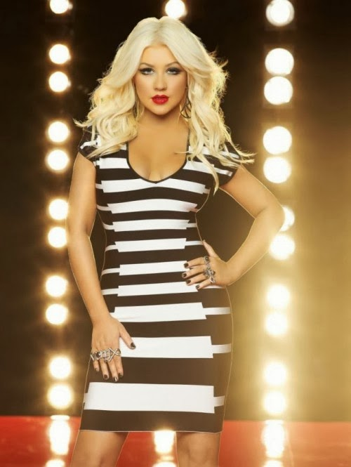 Christina Aguilera Latest Pictures 2013 Global