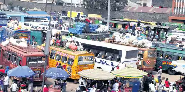 KENYA BUS STATION