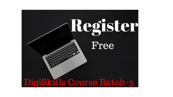 Batch-5 Digiskills Program free
