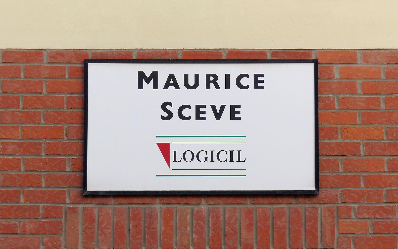 Maurice Scève Logicil - Résidence HLM Tourcoing, rue des anges.