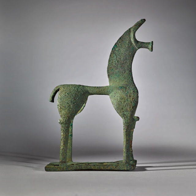 Sotheby's sues Greece over its claim to ancient bronze horse