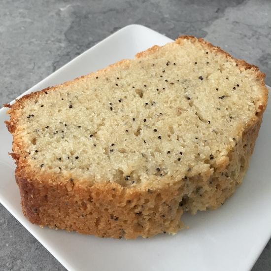 Poppy Seed Tea Bread