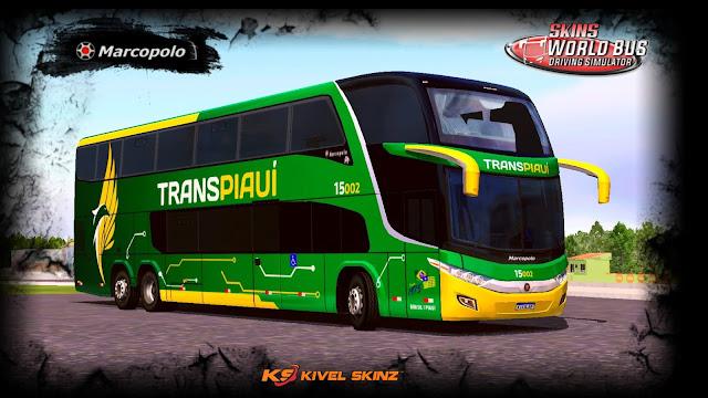PARADISO G7 1800 DD 6X2 - VIAÇÃO TRANSPIAUI
