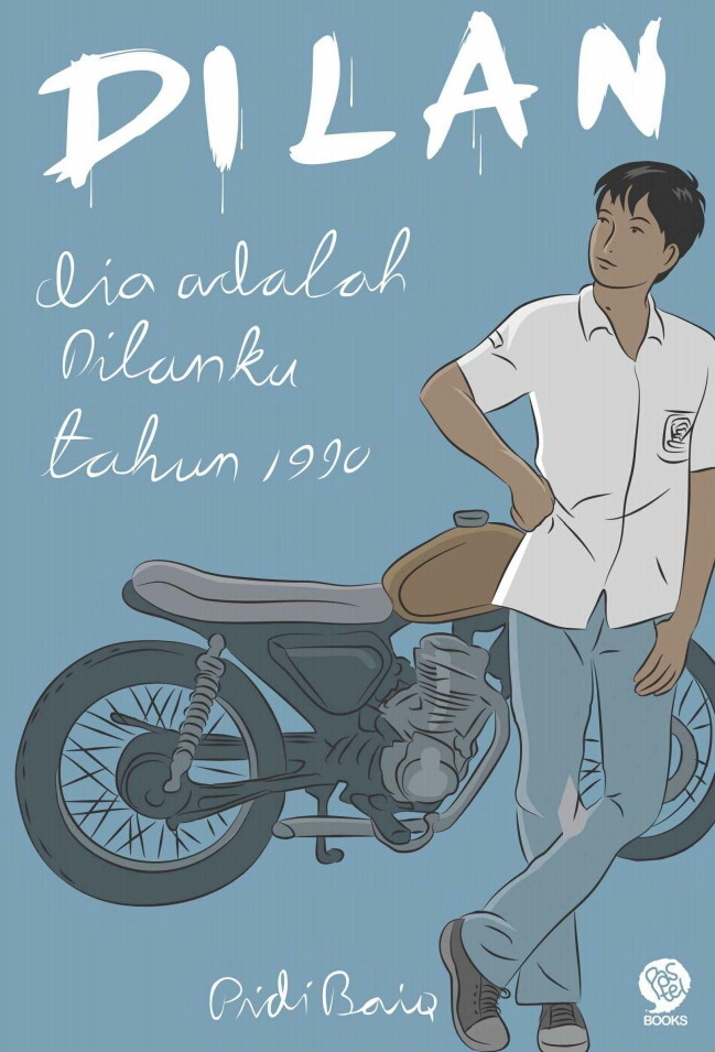 Novel : Dilan 1990 Pidi Baiq