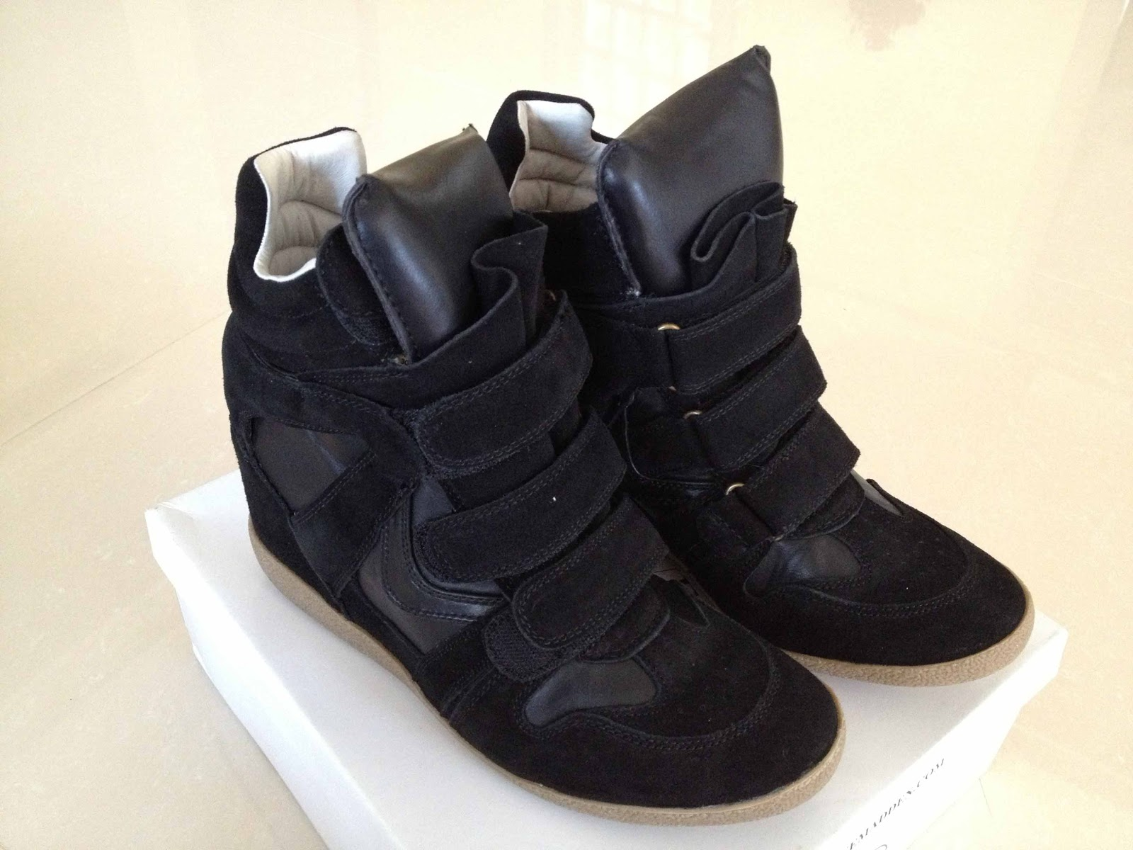 e0c819a5179 It s Me Miss M  New Loot  Steve Madden Hilight Wedge Sneakers