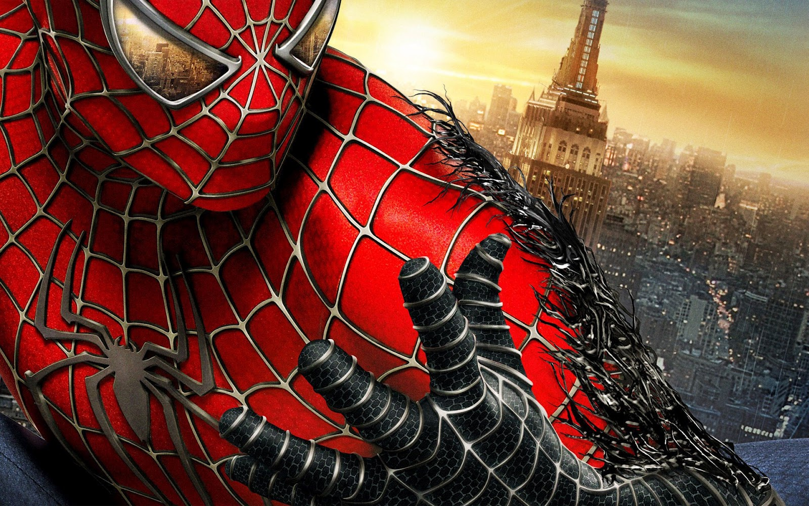 HD WALLPAPER For Pc and Mobile : Spiderman Wallpaper